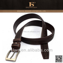 2014 hot selling pu belt with alloy buckle/made of microfiber material durable pu belts food grade pvc conveyor belt