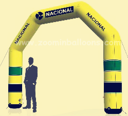 HI Hot Sales! inflatable event arch N4061