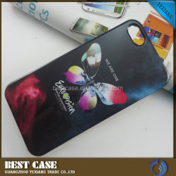 3D sublimation IMD hard PC phone case for iphone mobile