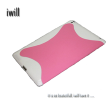 Stylish rubber case for apple ipad ,Leather cell phone case for ipad 2 3 4
