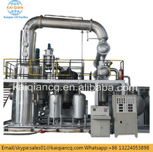 waste Used Motor lube Oil Recycling Distillation Machine