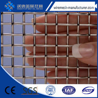 Barbecue Wire Mesh/stainless steel crimped barbecue wire mesh Iin japan and south korea