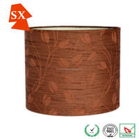 lighting parts handicrafts made of abaca colored lamp shade