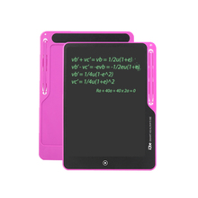 2017 lcd driver board e writer erasable writing pad accept customized printing