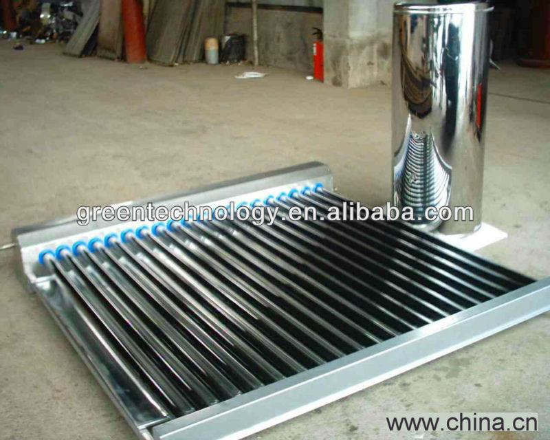 Pressurized Solar Water Collector