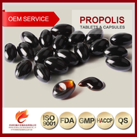 GMP Certificated Natural King's Gel Extrato De Propolis Capsules