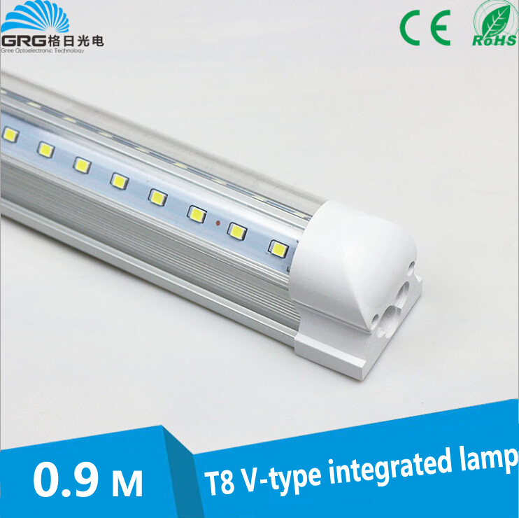 NEW STYLE V-shape LED tube light to USA made in China