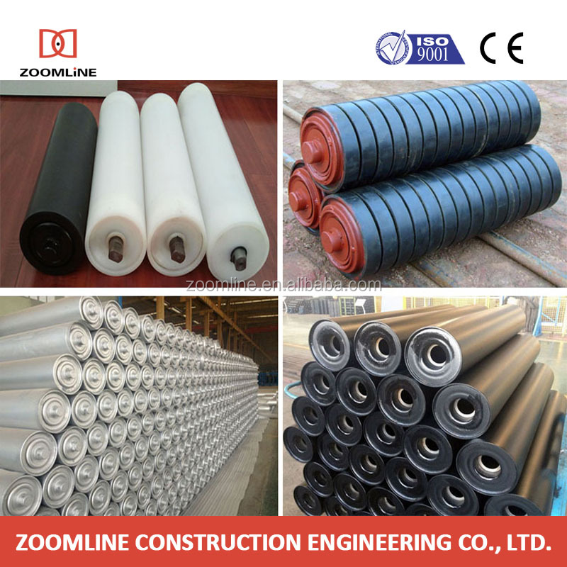 China profeesional factory price nylon conveyor roller for sale