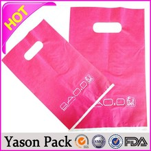 Yason plastic bag toffee metalized pvc twist wrapper film almuinum foil stand up window tea pouch