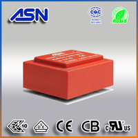 220V to 15V power transformer with CE and ROHS approval