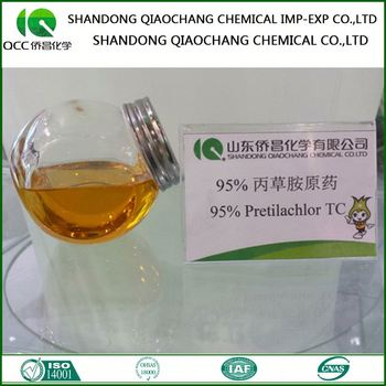 Competitive Price Strong Effective Agrochemical Herbicide Pretilachlor 95%Tc