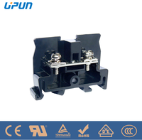 shanghai manufacture supplier board type electrical industrial connectors screw terminal blocks UTD-24