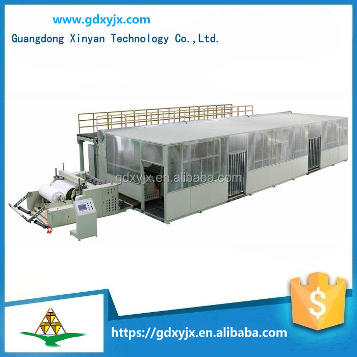 1200mm Machine For Manufacturing Disposable Absorbent Materials Baby Adult Diaper