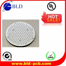 Round smd led PCB assembly