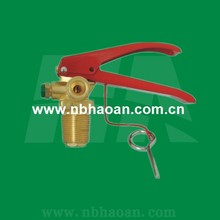 Portable Fire Extinguisher Co2 Valve