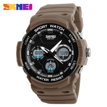 OEM your Brand 1247 stylish Plastic 5ATM Digital skmei Watches Sport Men's uhren