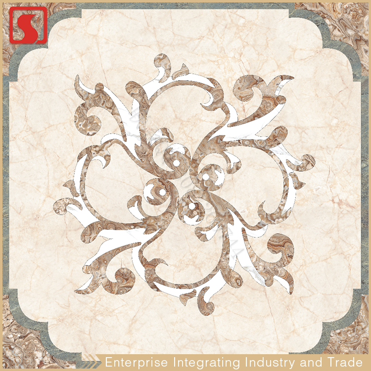 Wholesale 30x30 Hall Pattern Ceramic Floor Tile With Cheap Price