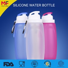 2015 newest smart spider bpa free silicone protein shake bottles
