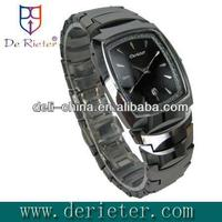 2013 fashion latest style nautical wrist watch Tungsten steel Quartz watch