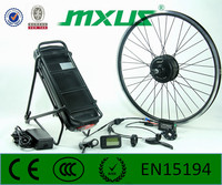 250W DIY Ebike Electric Bicycle Motor Waterproof Conversion Kit with battery
