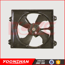 Auto Radiator Car Fan Motor 12V With DZSZC-PSS