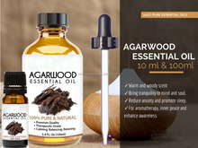 High quality OEM private label agarwood essential oil factory