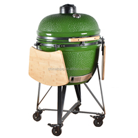 Outdoor Living Houseware versatile bbq smoker grill