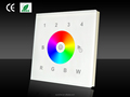 4 Zones Wall-mounted RGBW LED controller SR-2820