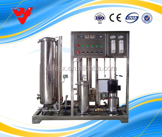 purified water filter equipment, water treatment equipment, RO water filter equipment