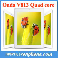 8 inch RAM 2GB A31 quad core tablet PC onda V813