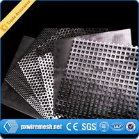 China Alibaba Low price cheap perforated metal panel/perforated plastic mesh sheets/perforated fabric mesh from direct factory