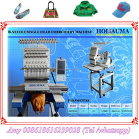 Singel Head Embroidery Machine Chain Towel Sequin Embroidery Machine