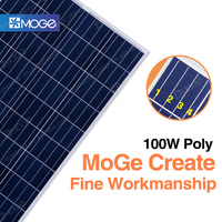 solar panel used price of manufacturers poly 100w 150w yingli solar panel in china