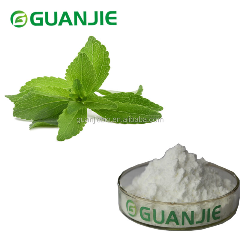 Manufactory Supply Stevia Dry Leaves / Leaf Extract Powder 98% Stevioside
