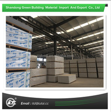 Fire Rated Fiber Cement Siding Board for partition Wall