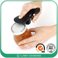High quality food grade plastic material safety can jar bottle opener