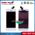 2016 Hot Wholesale for iphon 5 lcd screen, for iphon 5c screen ,lcd for iphon 5s lcd