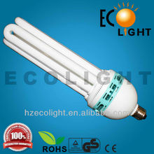 Hot Selling!! CE approved High Watts 4U Energy Saving Lamp ( CE&RoHS )