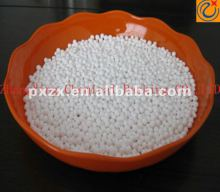 Adsorbent agent activated alumina