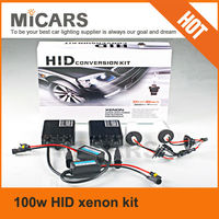 high quality auto spare parts AC 12V 24V 100w HID ballast hid xenon kits for truck
