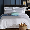 Wholesale single size percale cotton bed hotel bedding