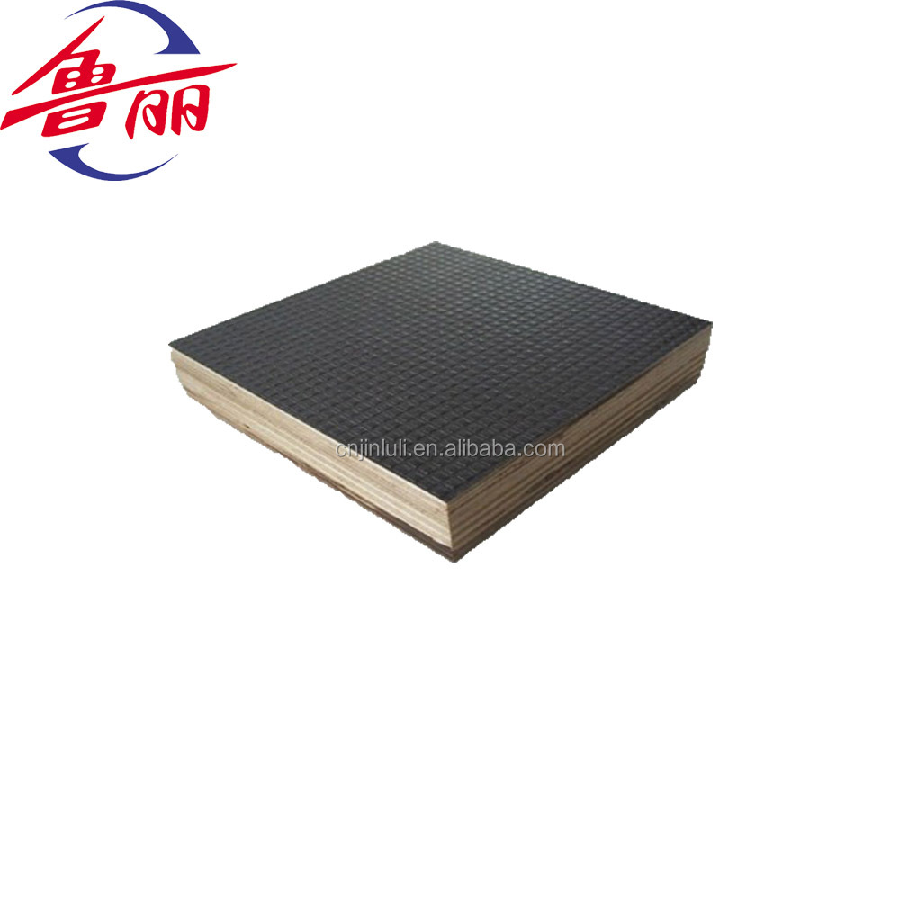 19mm melamine laminated maple plywood price for furniture