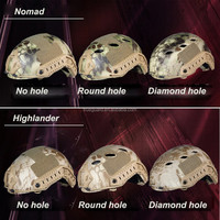 Military Tactical Helmet Outdoor Motorcycle Helmet Standard Edition Lightweight Fast Helmet for Airsoft Paintball