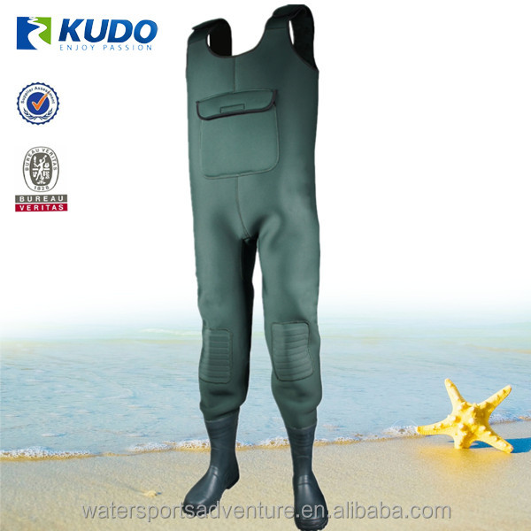 Professional Manufacturer 5MM Neoprene Waders With 600g Boots