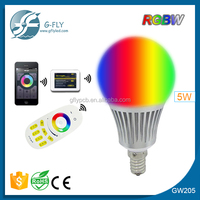products from china,Android/IOS wifi Smart remote control bulb