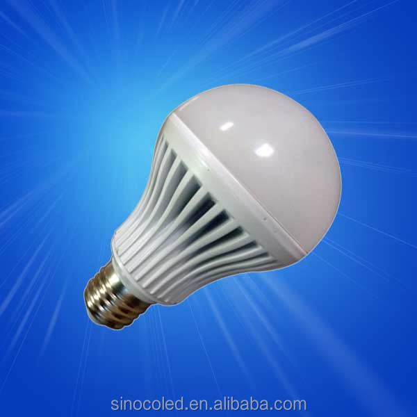 energy serving hot new products e27 5w emergency led bulb with IC certificated