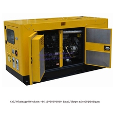 Genset manufacturer supply 10kva to 250kva soundproof diesel generator set
