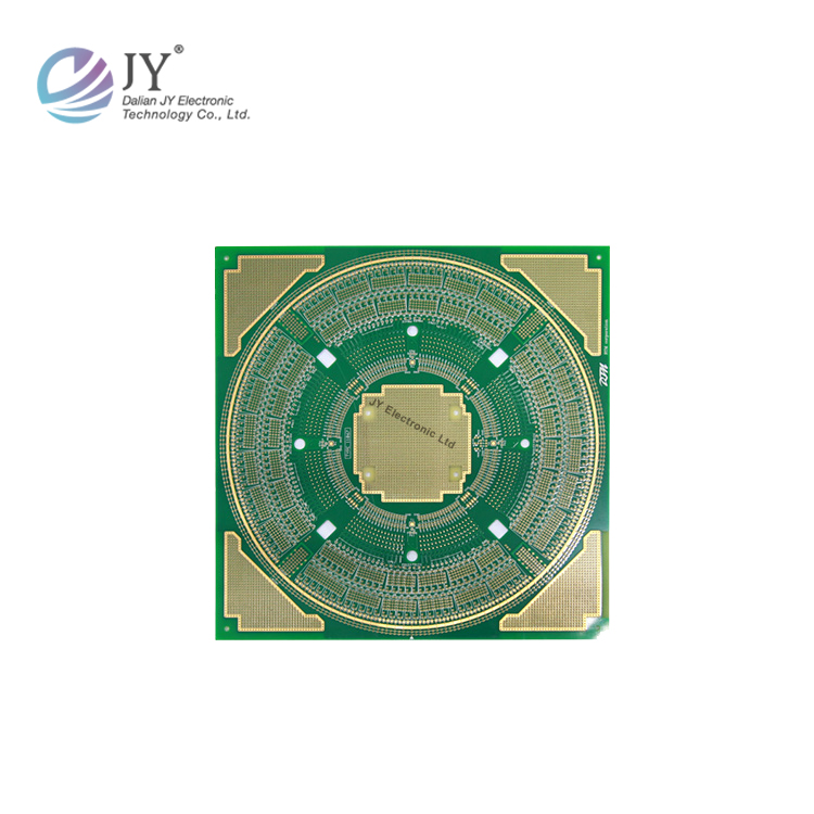 High TG FR4 10 layer HDI Multilayer PCB printed circuit boards manufacture