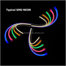High bright !!! RGB LED Neon Flexible Soft Neon With Seven Changing Colors/RGB LED Neon flex/Flexible neon shower light