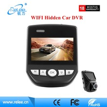 Hot selling hd 1080p car dash cam wifi 2.45 inch car camera recorder